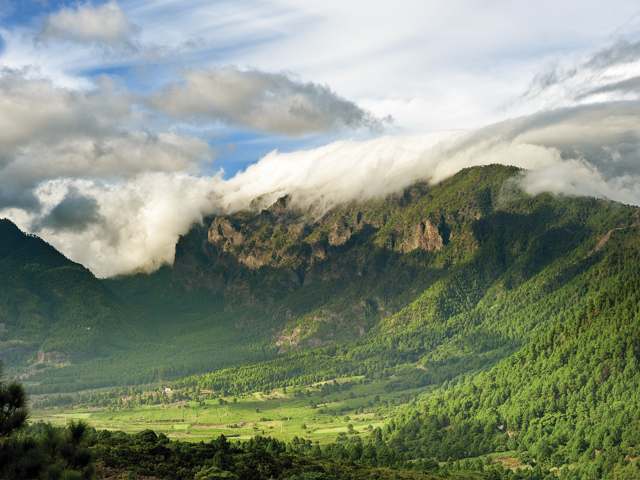 La Palma, Santa Cruz de Tenerife, Canàries.