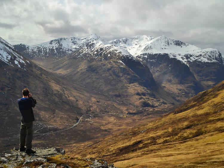 Breathtaking UK hikes