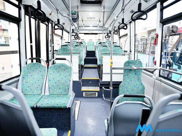 Autocarro de Matosinhos