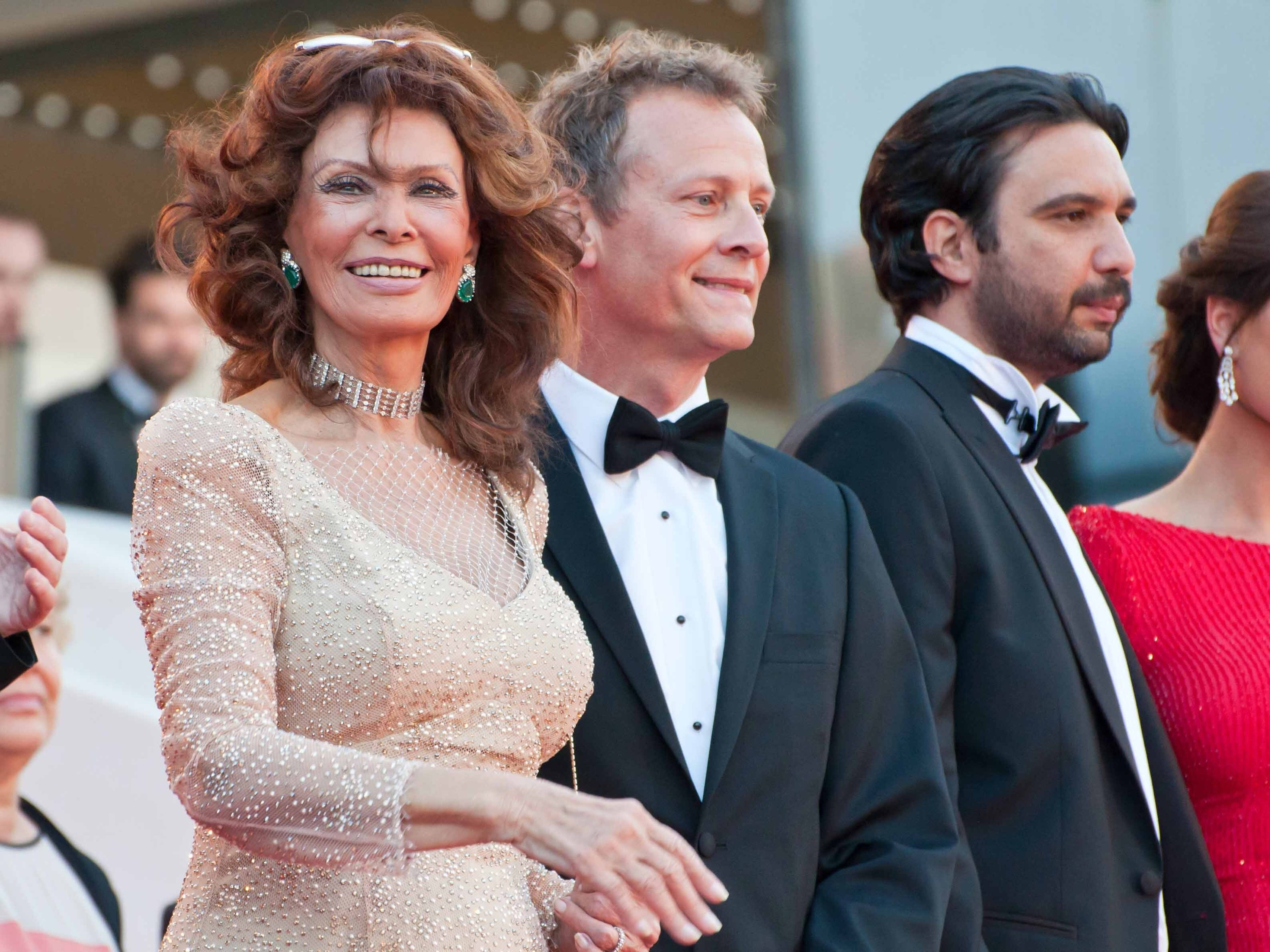 To The Delight Of Everyone Sophia Loren Un Retires To Star In A Netflix Movie Directed By Her Own Son