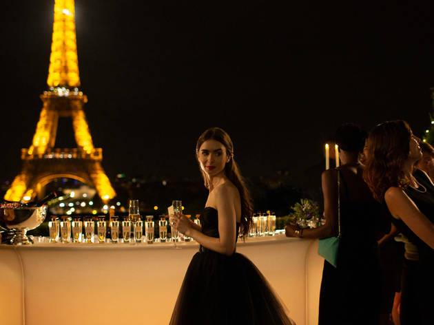 Emily en París. Primera temporada