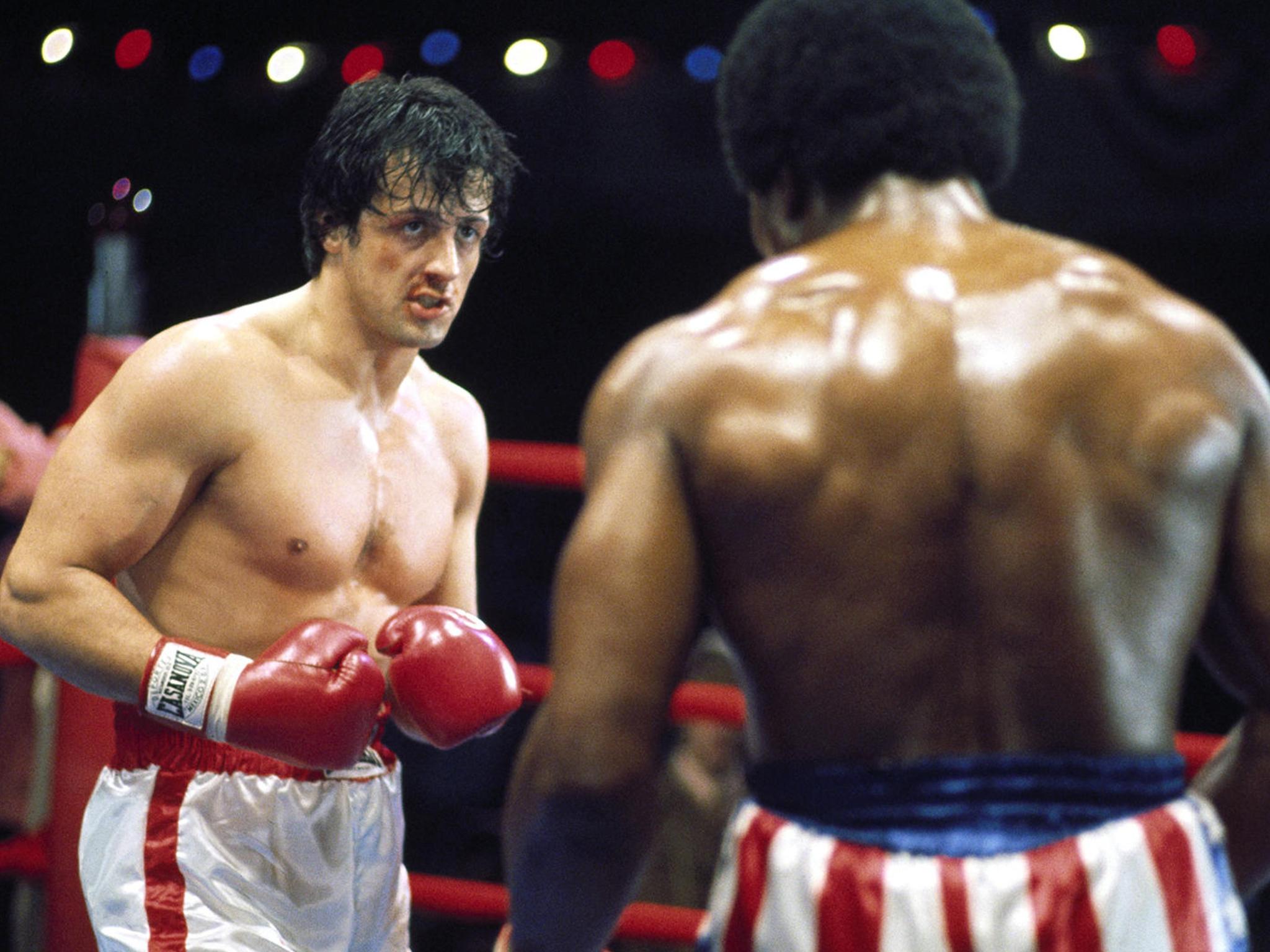 Rocky, la saga llega a netflix
