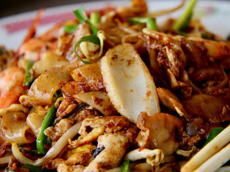 Apollo Fresh Cockle Fried Kway Teow