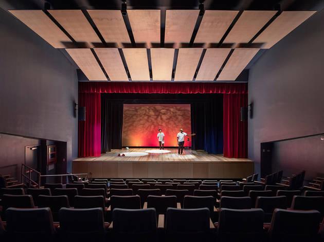 The Billie Holliday Theatre