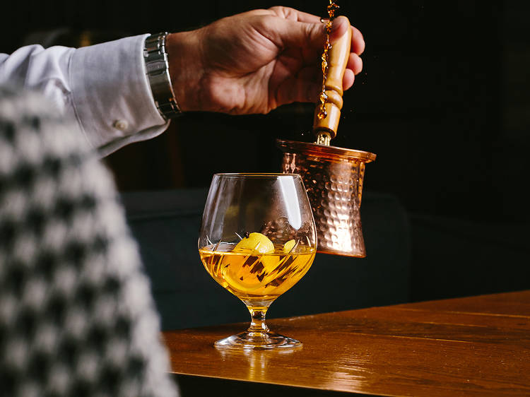 Duddell's introduces a new cocktail menu