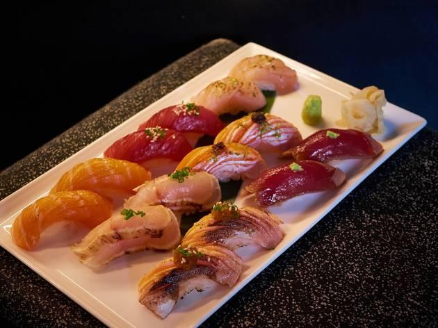 PS40 sushi
