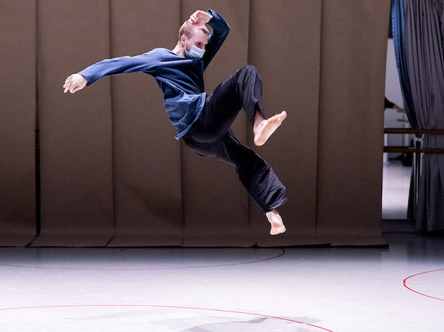 Rambert Dance Company: Draw from Within