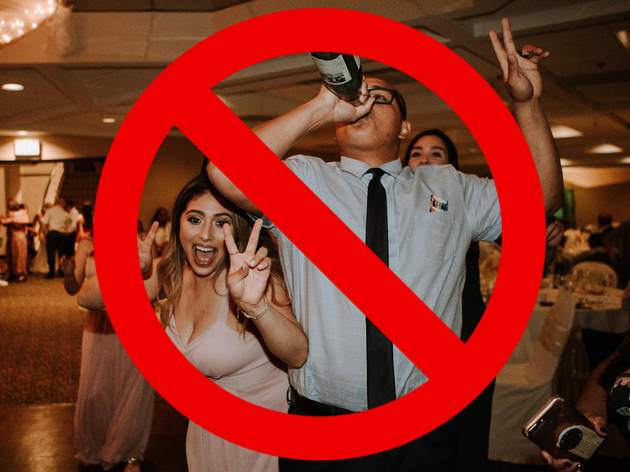 Is NSW's new rule about dancing at weddings the strangest safety measure to date?
