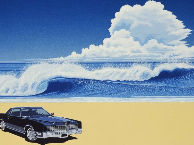 Hiroshi Nagai: Paintings for Music