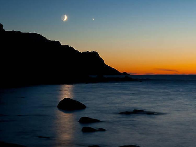 """Le 3 août :  la pleine lune dite """"de l'esturgeon"""""""