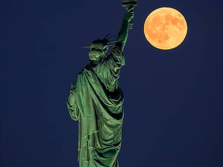 """Le 2 septembre : la """"lune de maïs"""""""