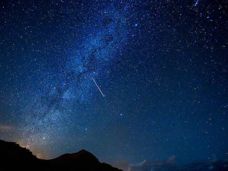 Les 17 et 18 novembre : la pluie de météores Léonides