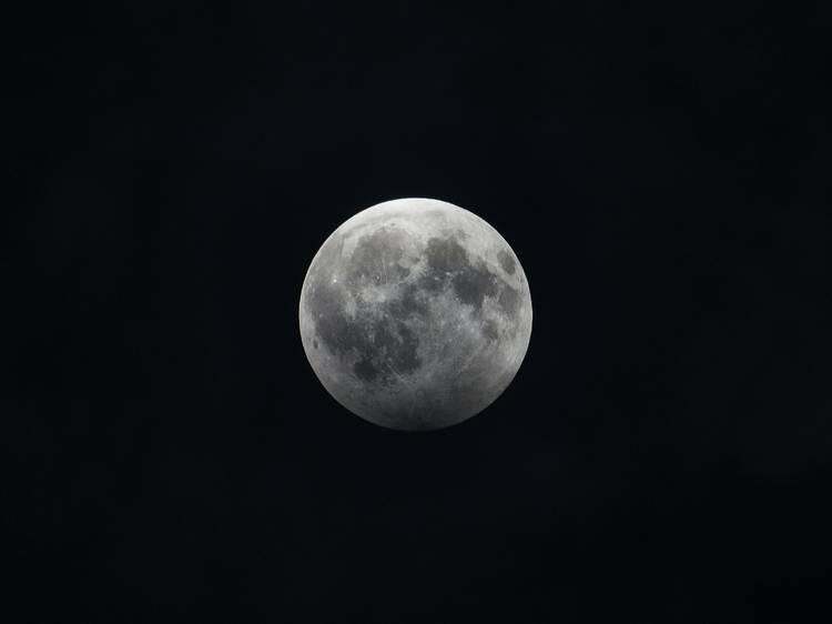 Les 29 et 30 novembre : l'éclipse lunaire pénombrale