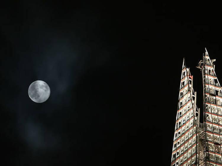 """Le 30 décembre : la pleine lune dite """"de la longue nuit"""""""