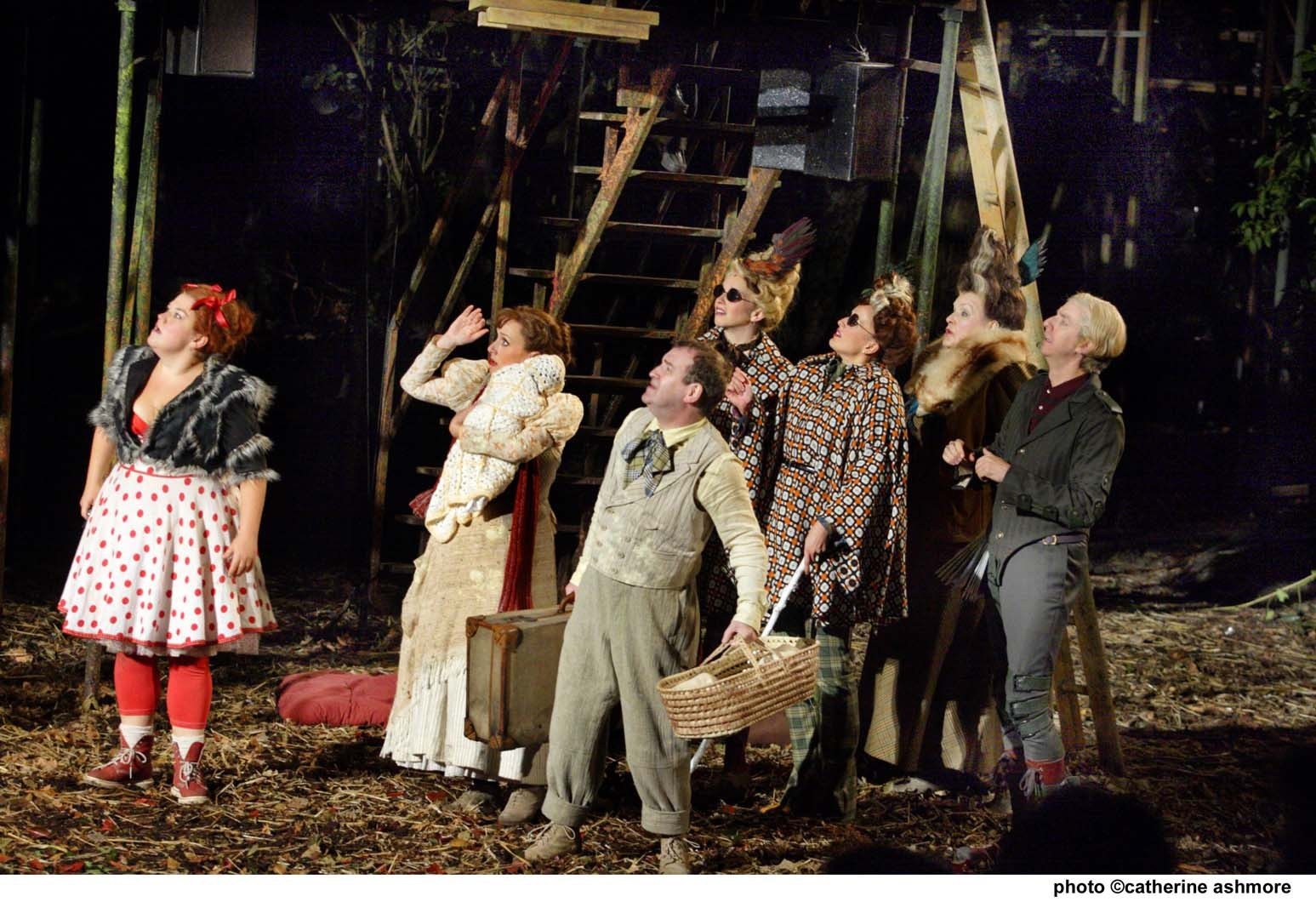 Into the Woods at the Regent's Park