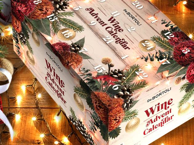 End 2020 right with this advent calendar full of Yarra Valley wine