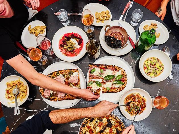 The best Italian restaurants in Montreal