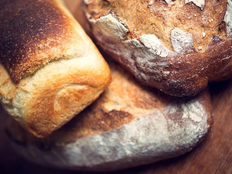 Boulangerie de Froment et de Sève