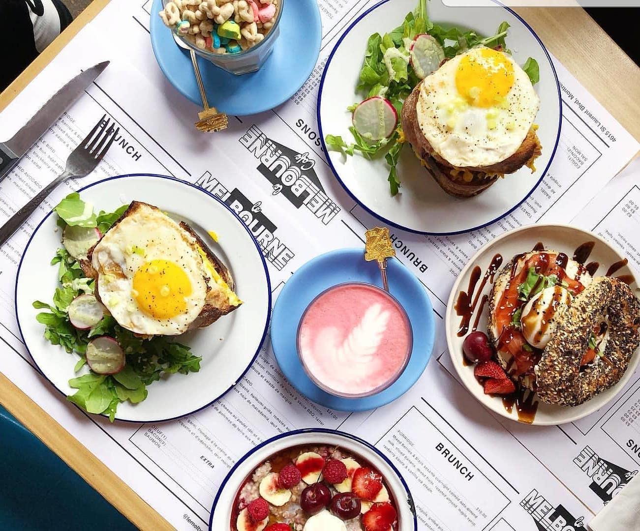 Café Melbourne