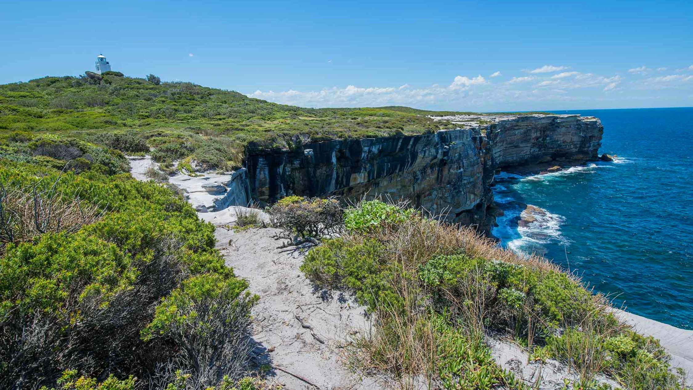Cape Baily Walking Track and Light House