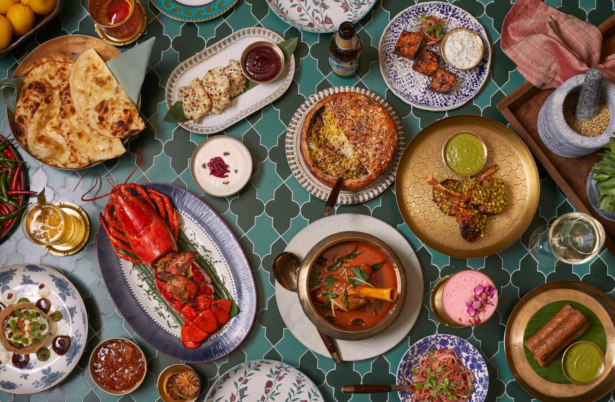Chaat Indian cuisine