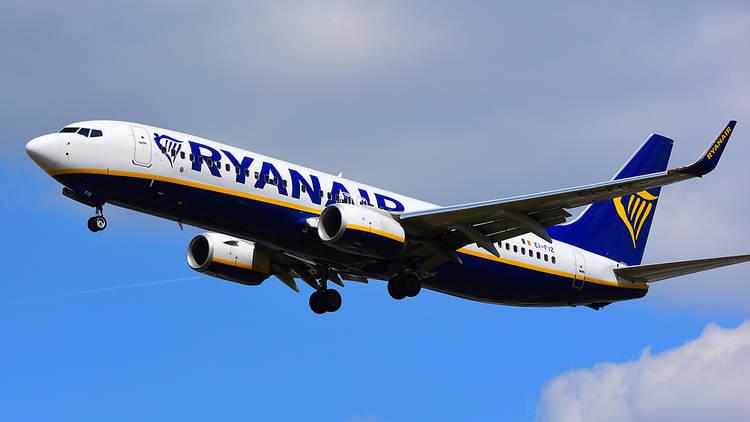 Ryanair te regala el segundo viaje