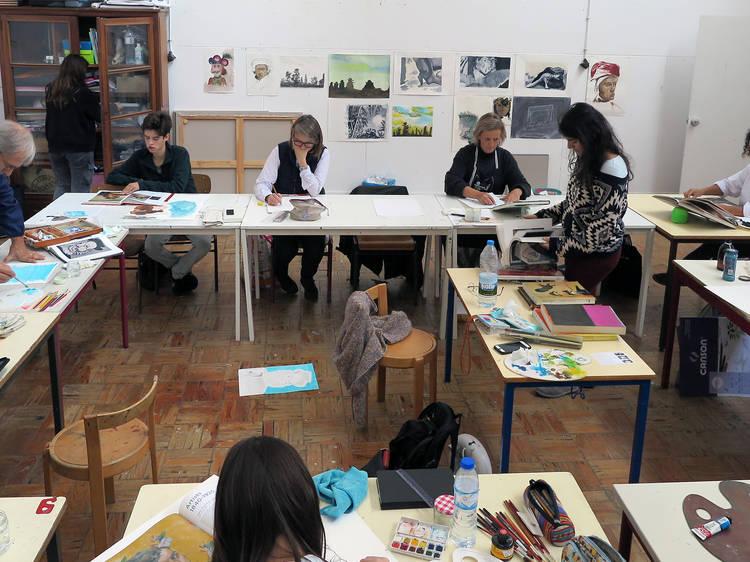 MArt - Escola de Arte
