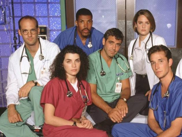 E.R., serie de Warner Channel