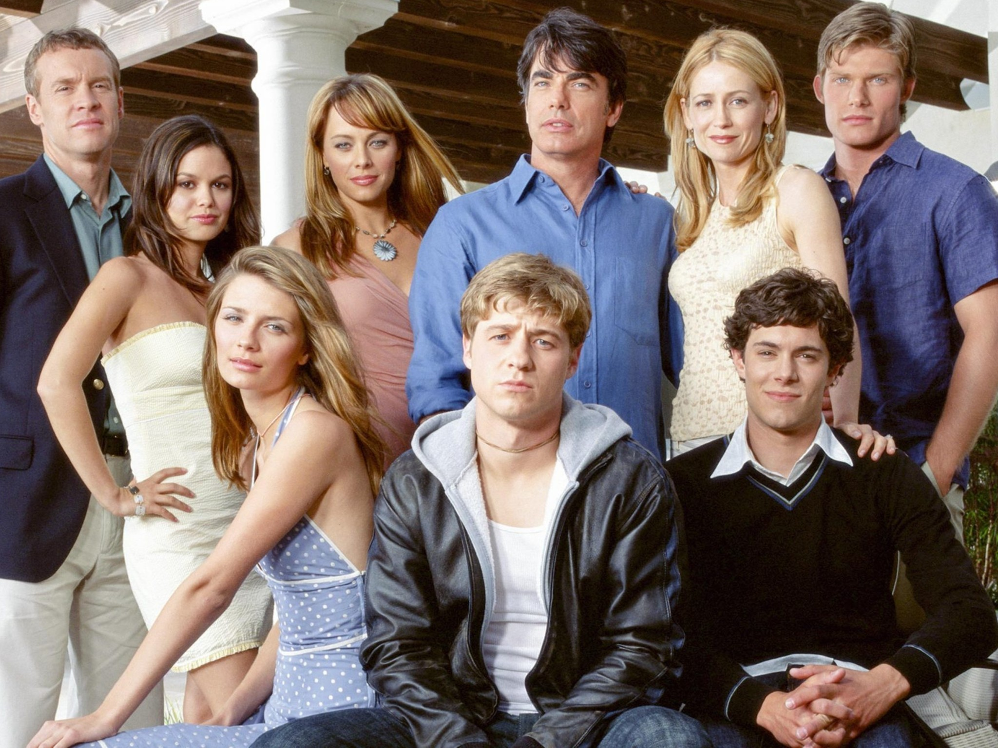 The O.C., serie de Warner Channel