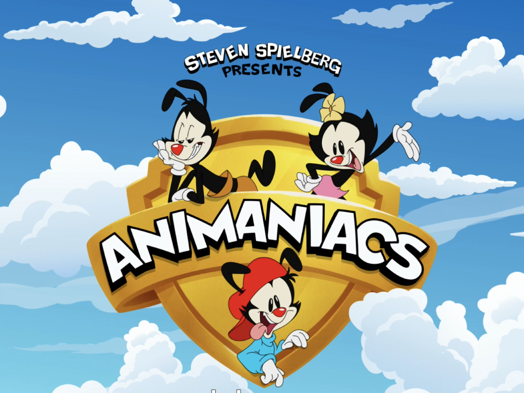 Animaniacs, serie de Warner Channel