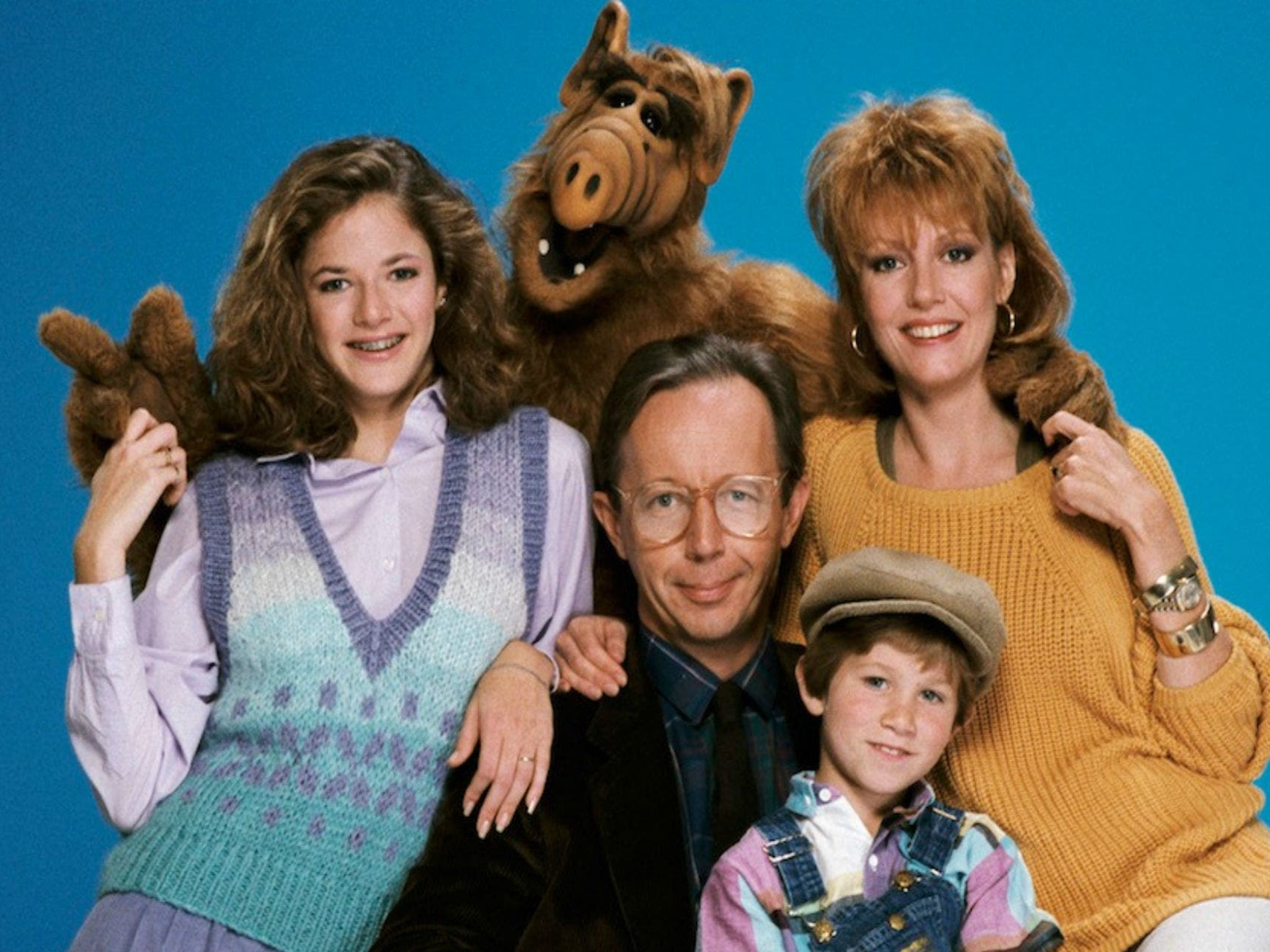 Alf, serie de Warner Channel
