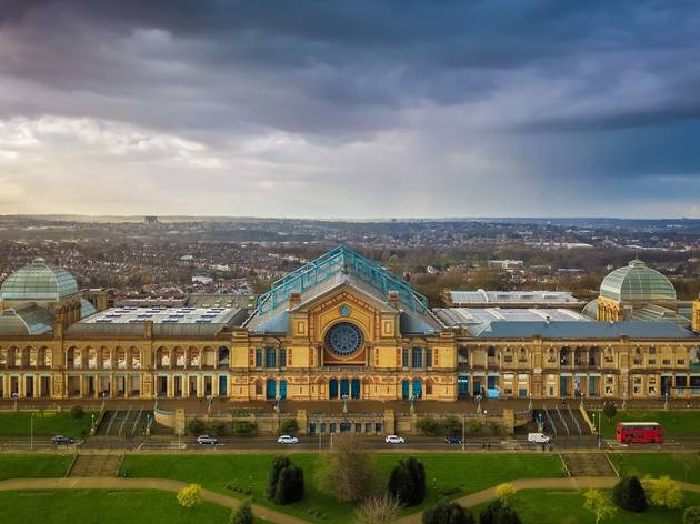 Ally Pally returns with an autumn season of indoor comedy, gigs and theatre