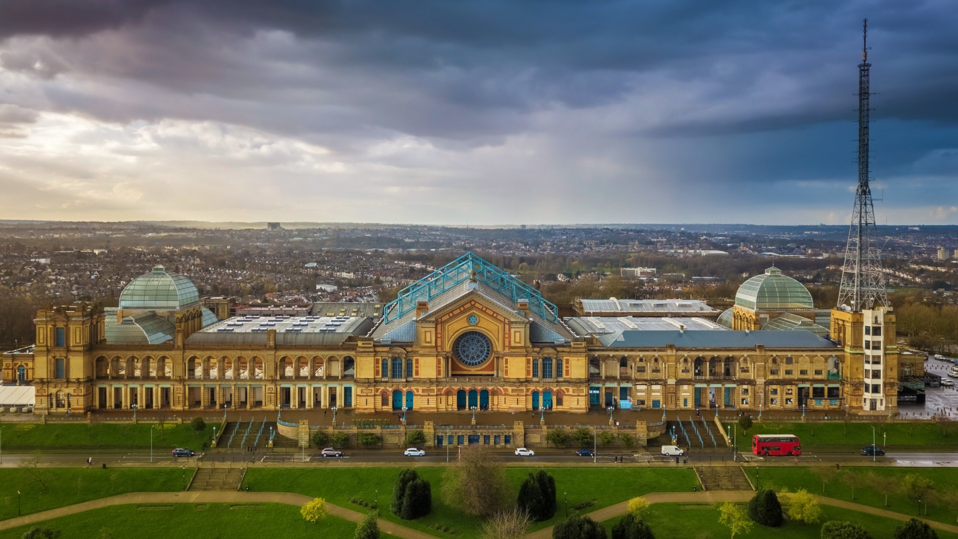 Ally Pally is back with indoor comedy, gigs and theatre
