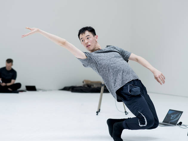 da:ns festival, Living Archive – A creative workshop with Studio Wayne McGregor