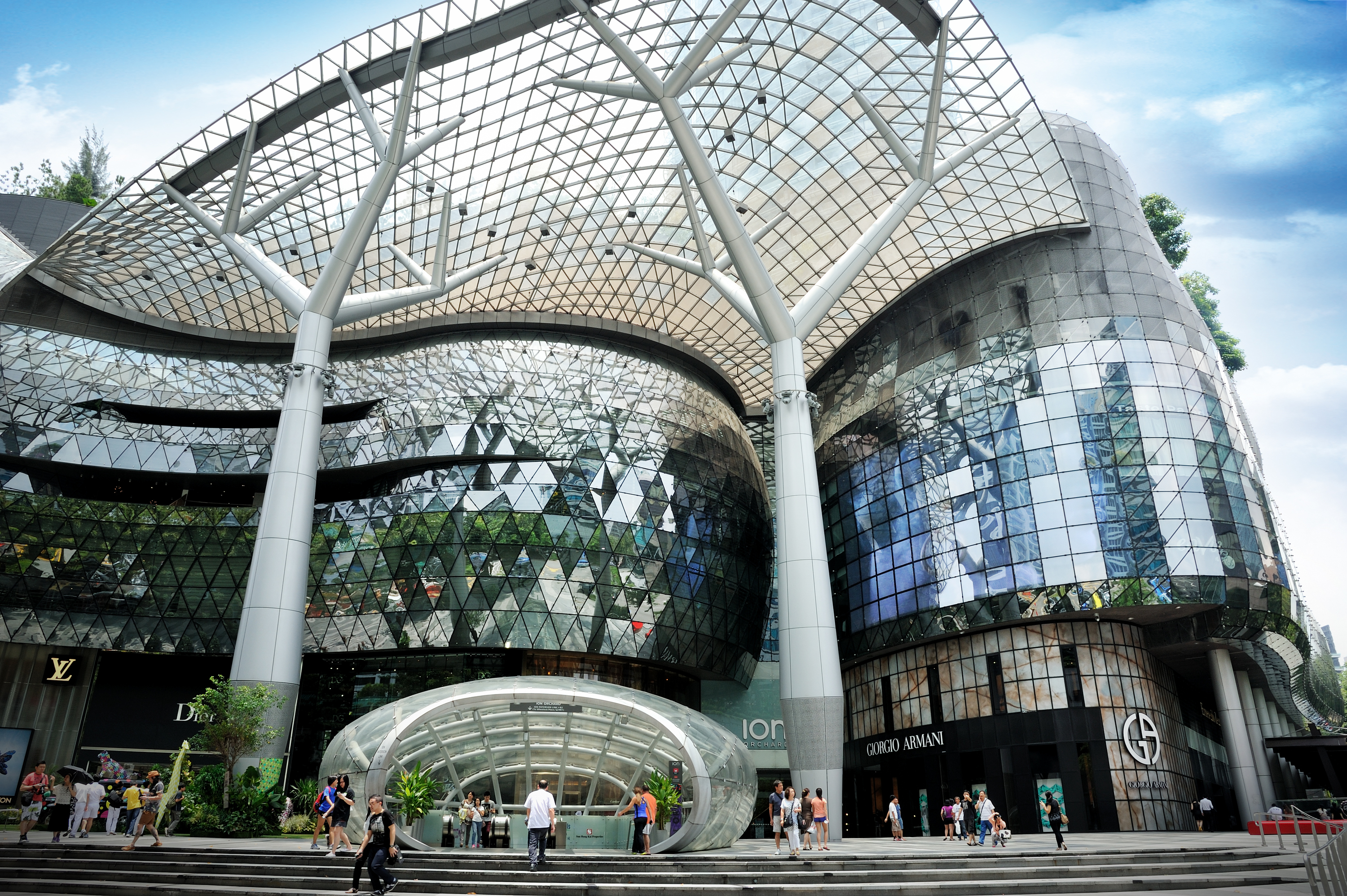 The ultimate guide to Orchard Road