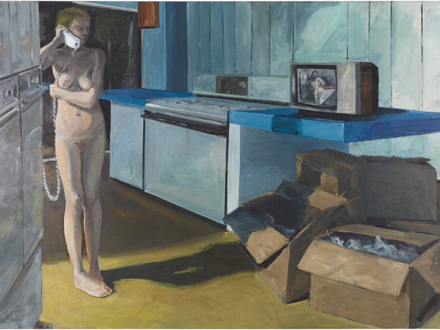 Eric Fischl, Just Connect