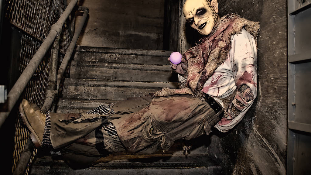 The scariest haunted houses NYC has to offer