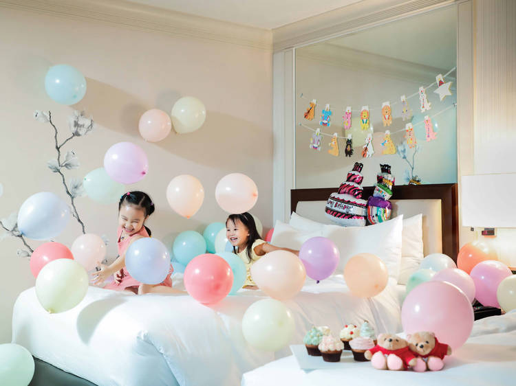 香港 JW 萬豪酒店:Celebrate@JW 住宿優惠