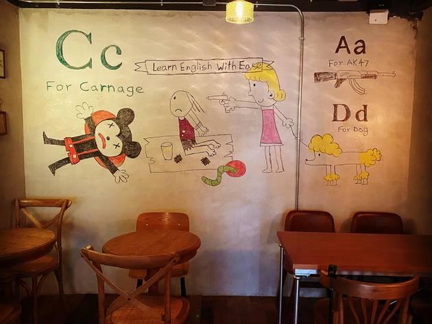 Sicklyland Cafe