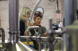 Aunty Hops brewers
