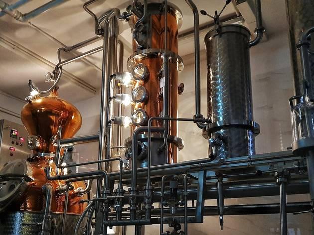 N.I.P Distilling