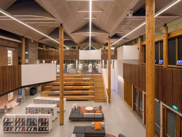 Marrickville Library