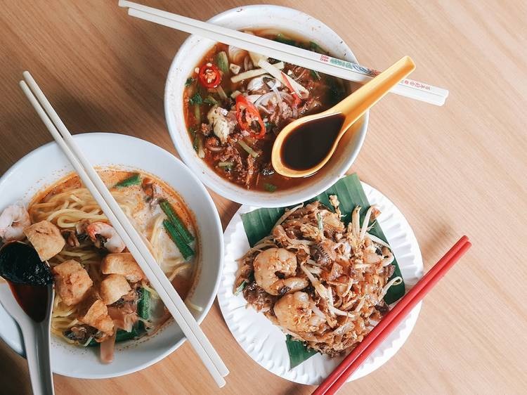 20 iconic hawker dishes you have to try in Penang