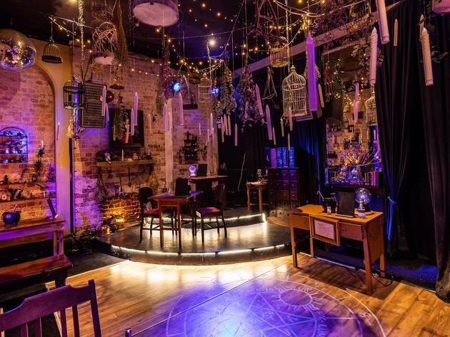 The Wizard's Den