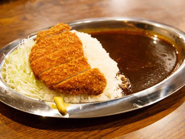 男気豚カツカレー 渋谷店
