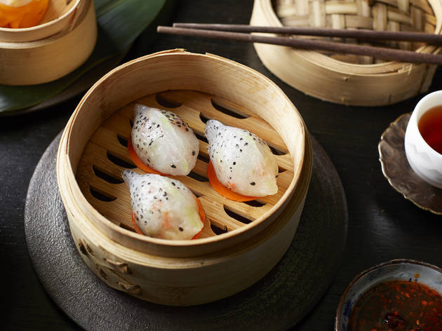 Dim sum at The Legacy House