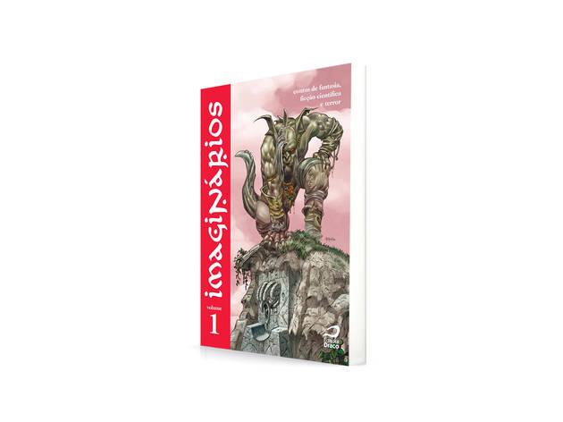 Livro, Terror, Imaginários Vol.1
