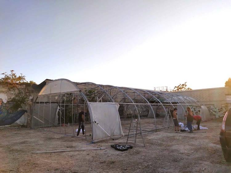 """Débouler sur le """"Terre terre"""" avec cette nouvelle ferme urbaine de 3000 m2"""