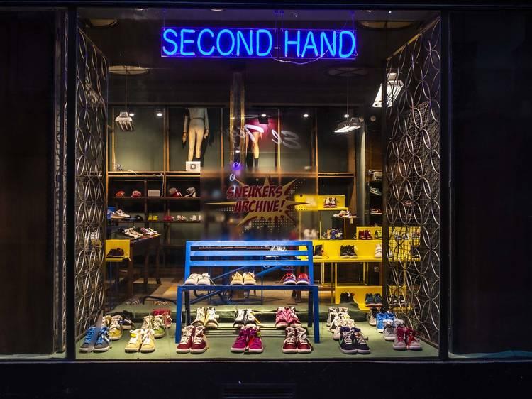 Tiendas vintage y de segunda mano en Madrid