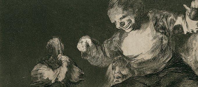 Goya. Tres miradas